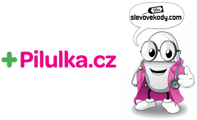 Slevy a slevové kódy Pilulka.cz