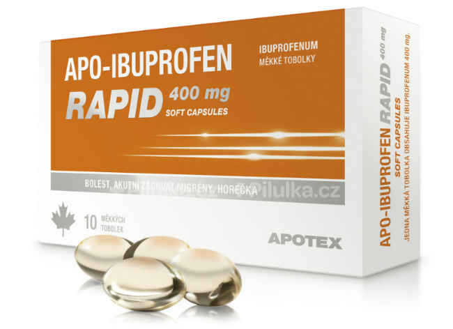Ibuprofen na Pilulka.cz