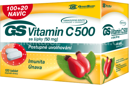 Vitamin C na Pilulka.cz