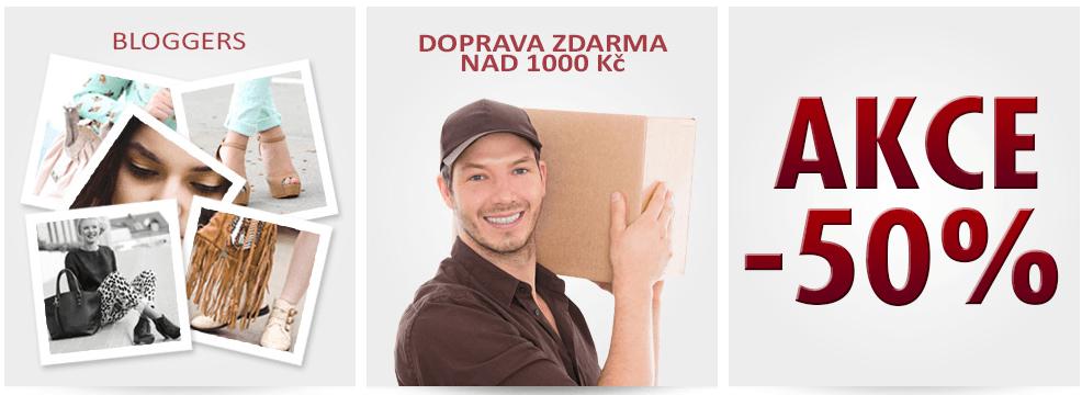 doprava zdarma ze slevovým kódem casnaboty.cz