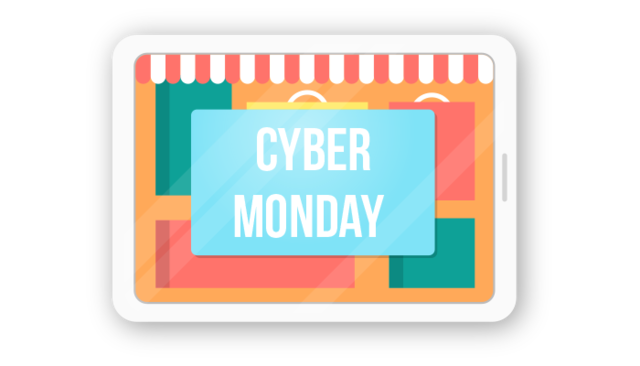Cyber Monday 2018 Česká republika