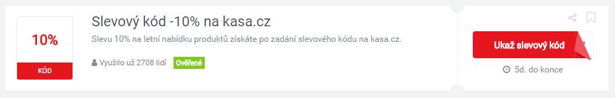 kasa.kody