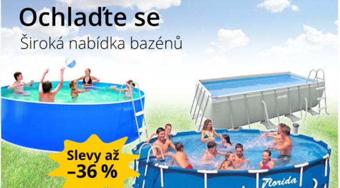 Sleva na bazény 123shop.cz