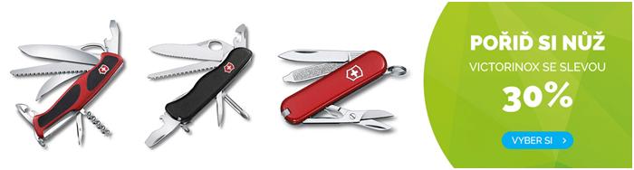 Švýcarský nůž se slevou