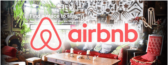 Airbnb ubytování levně