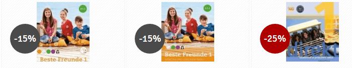 sleva na učebnice němčiny