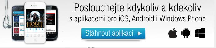 Slevové kódy pro aplikace audioteka.cz