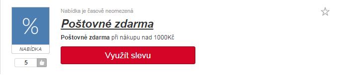 Využití slevy Albatrosmedia.cz