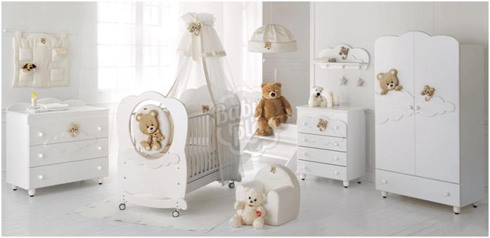 Sleva na dětský nábytek Baby expert