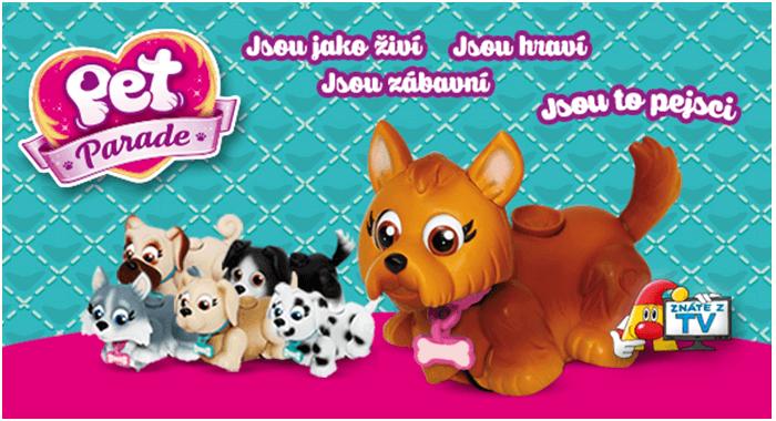 Sleva na Pet Parade na bambule.cz