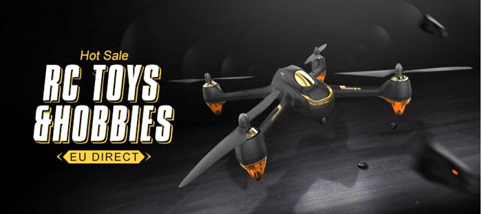 Drony a RC hračky levně ne banggood.com
