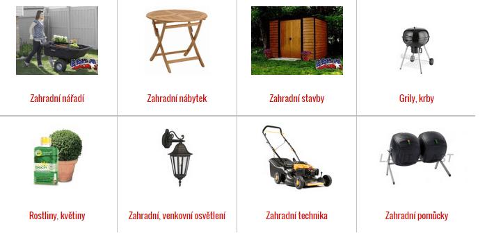 Sleva na zahradní výrobky baushop.cz