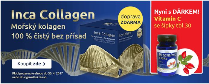 Mořský kolagen se slevou na Benu.cz