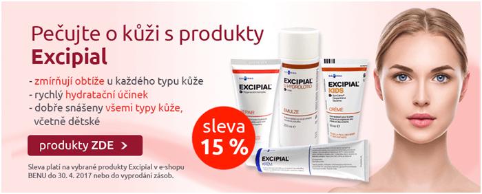 Kosmetika se slevou na benu.cz