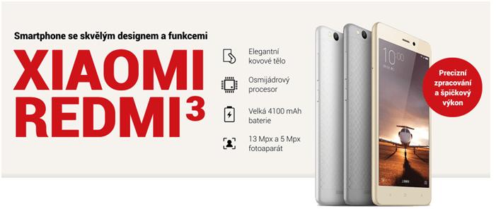 Slevový kód Xiaomi Redmi