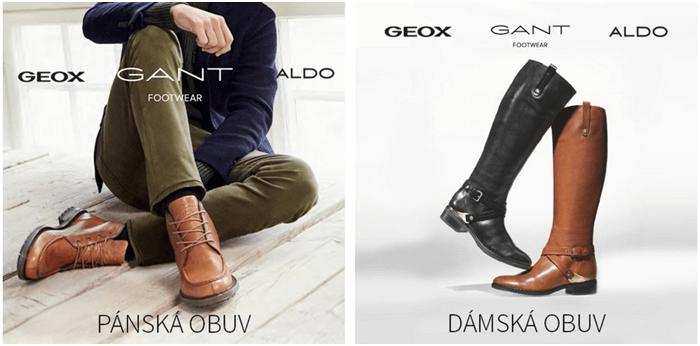 Sleva na obuv Gant