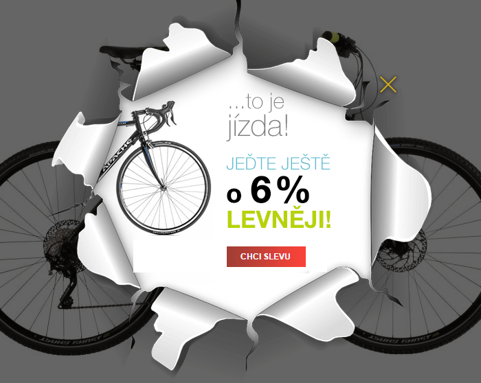 Sleva bike-eshop.cz