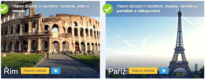 Sleva na ubytování v Paříži na booking.com