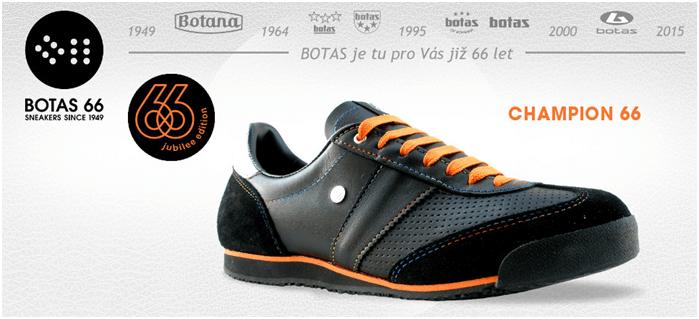 Slevové kódy na Botas 66 botas.cz