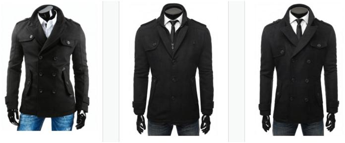 Sleva na stylové kabáty