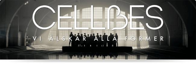 Působivá reklama na obchod Cellbes