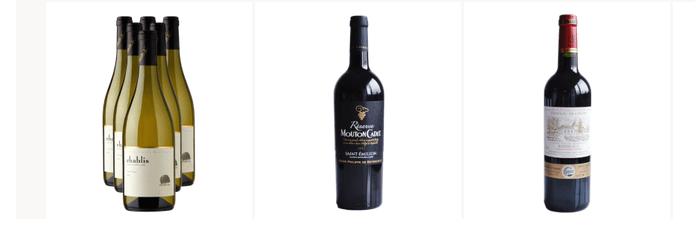 Sleva na Francouzské víno