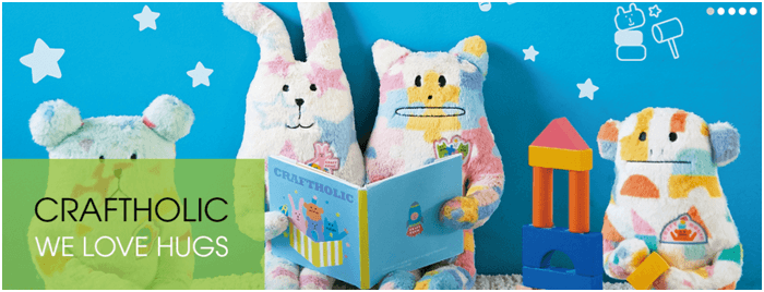 Stylové hračky pro děti levně