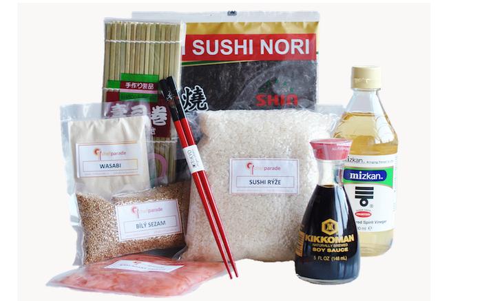 Slevové kody na Sushi set