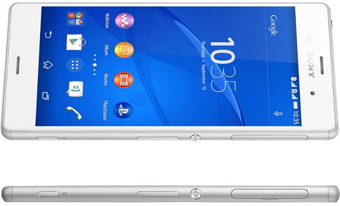 Sony Xperia Z3 na CZC.cz