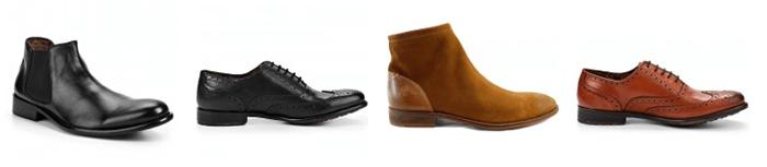 Slevy na pánské boty