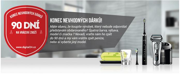 90 dní na vrácení zboží na digital24.cz