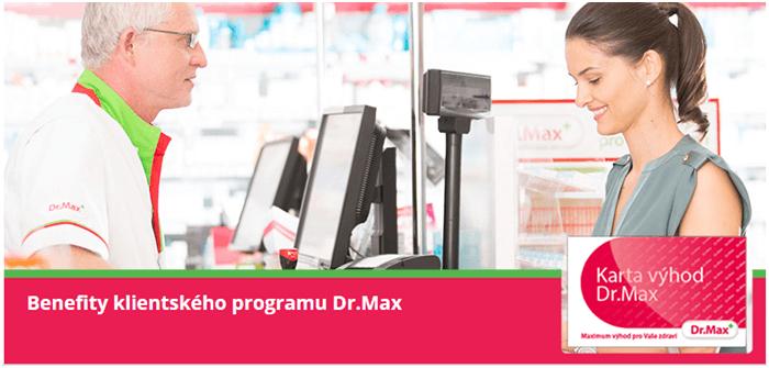 Věrnostní karta dr.max
