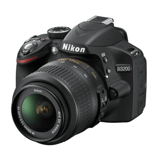 V současné době prodává můžete na Electroworld.cz najít třeba Nikon D3200