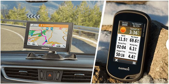 Navigace a GPS se slevou na esectron.cz