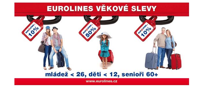Slevy na jízdenky Elines.cz