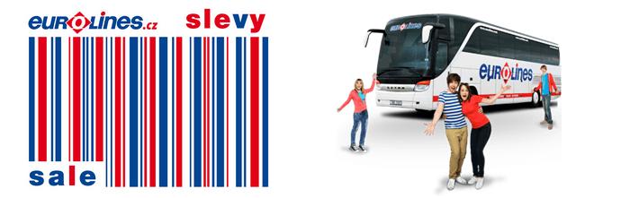 Výbava autobusů Eurolines