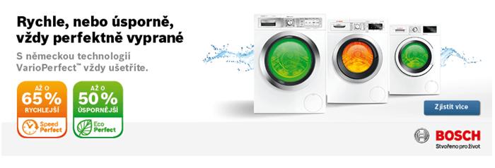 Sleva na pračky Bosch