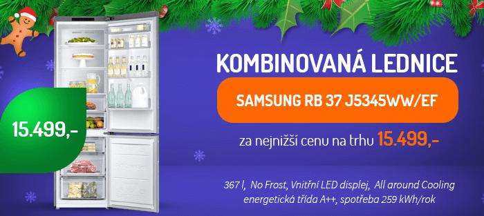 Sleva na lednici Samsung