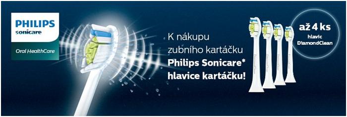 Elektrický kartáček Phillips