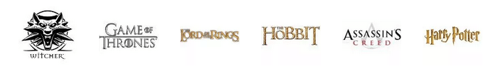 Slevy na Lord Of the Rings, Game of Thrones, Hobbit