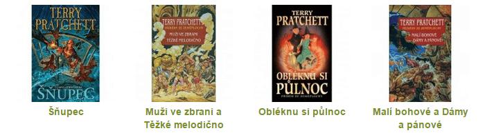 Sleva na Terry Pratchet - Zeměplocha