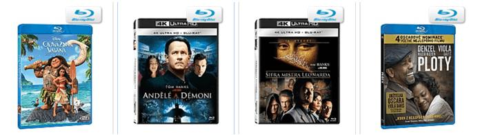 Filmy na Blue-ray a DVD se slevou na filmarena.cz