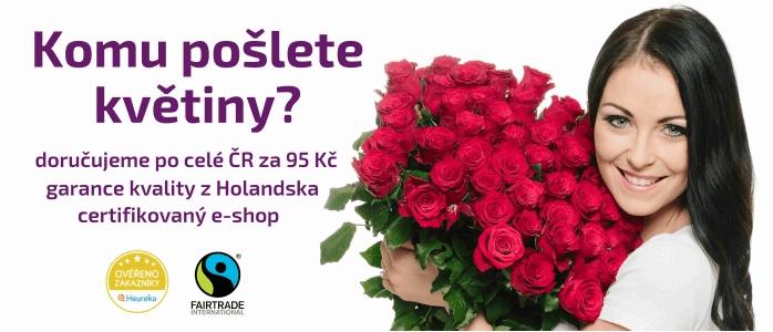 Květiny se slevou Florea.cz