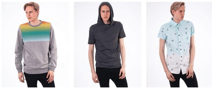 Sleva na originální oblečení
