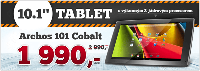Tablet levně gigacomputer.cz