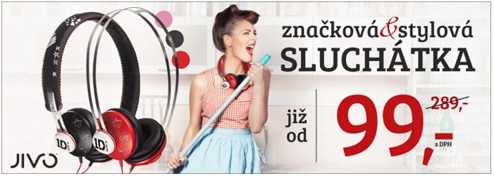 Levná sluchátka gigacomputer.cz