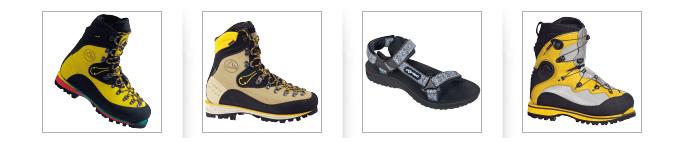 Sleva na outdoorové boty