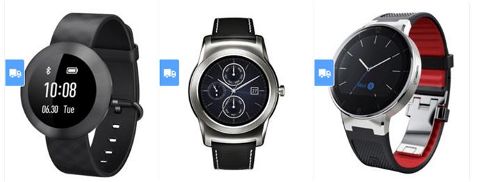 Chytré hodinky se slevou