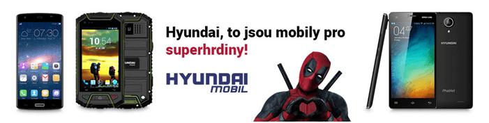 Hyundai mobil levně
