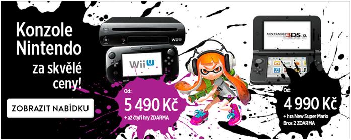 Sleva na Nintendo Wii